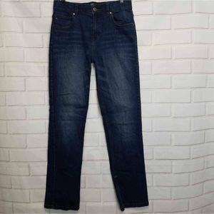 NWOT Tommy Hilfiger Womens Straight Leg Jeans 18
